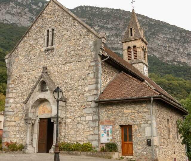 eglise du Fontanil